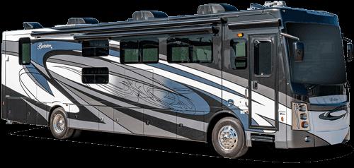 Forest River Berkshire Diesel XL