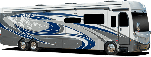 Fleetwood Discovery RVs